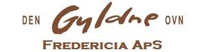 Den Gyldne Ovn i Fredericia Gothersgade 20 7000 Fredericia Telefon: +45 7592 9400 fredericia@dengyldneovn.dk